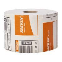 Toaletný papier Katrin Economy 2vrstv. biely 68m
