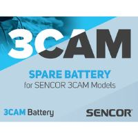 3CAM BATTERY SENCOR