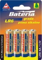 LR6 Grada prima alkalicka AA 1,5V (4ks)
