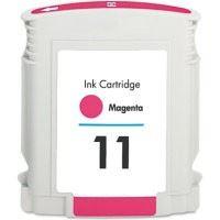 Inkjet cartridge compatible HP C4837A (Nr 11) - magenta 28 ml