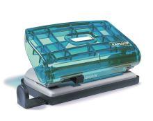 Dierovač Rapesco 810-P modrý / 12 list. plastový
