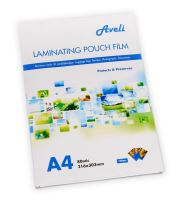 Fólia laminovacia 216x303mm 80 mic. lesklá