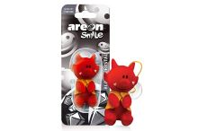 Areon Smile Toy Black Crystal - Cert