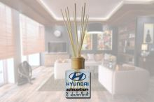 AH Perfum Sticks Vanilla Black 150ml