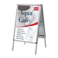 """Reklamný stojan Nobo """" A """" , veľkosť Poster 1242x705mm, klap systém"""