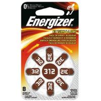 BAT AUDIOPROTETIKA 312 SP-8 ENERGIZER