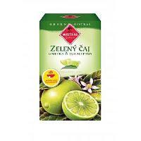 Čaj Mistral 30g zelený limetka