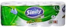 Toaletný papier Szindy s vôňou Aloe Vera