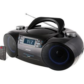 SPT 4700 rádio s CD/MP3/USB/SD/BT SENCOR