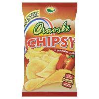 Zem.Chips oravské 75g paprika