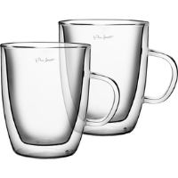 LT9008 set 2ks tea 420ml VASO LAMART