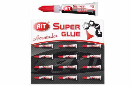 Lepidlo Sekundove Aventador Super Glue AIT 3g