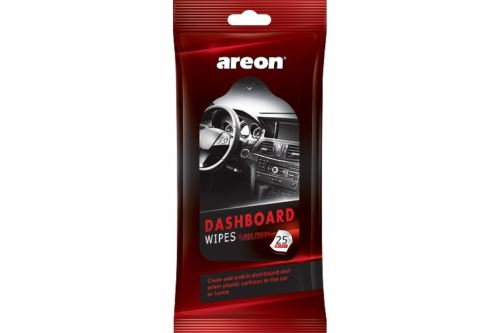 Areon Car Wipes Dashboard