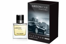 AreonCarParfume Platinum NOVY 50ml