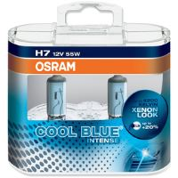 H7 COOL BLUE INTENSE Duo-Box OSRAM