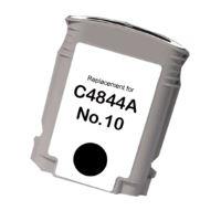 Inkjet cartridge compatible HP C4844A (Nr 10 XL) - black 69 ml