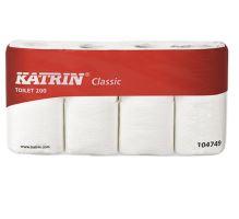 Toaletný papier Katrin Classic 2vr. 24m biely, 8ks/bal.