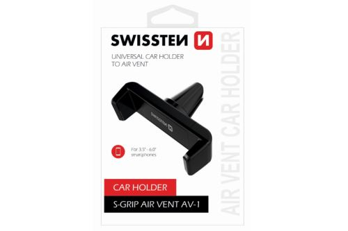 Swissten Drziak do ventilacie auta S-GRIP AV-1