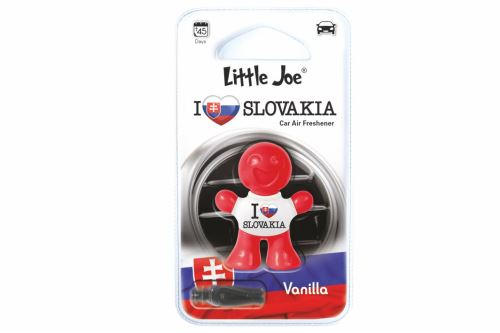 Little Joe 3D - Vanilla I Love You Slovakia