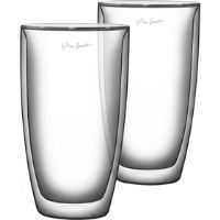 LT9010 set 2ks coffee 230ml VASO LAMART