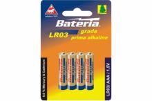 LR03 Grada prima alkalicka AAA 1,5V (4ks)