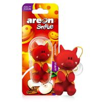 ASB 01 Smile Toy Apple & Cinnamon AREON