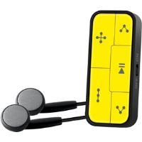 SFP 2608 YL MP3 prehrávač 8GB SENCOR